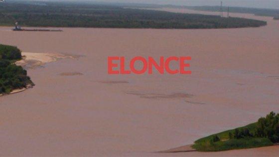 El río Paraná está por debajo de un metro: Instalan una nueva escala para medir