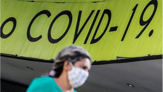 Brasil: Con 67 muertos en un día, los fallecidos suman 553
