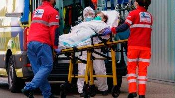 España registró otra caída en el número de muertos diarios por coronavirus