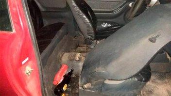 Conductor pretendió atropellar a gendarmes al evadir un control