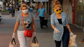 Confirmaron 153 muertes en el país y 2.510 contagios en las últimas 24 horas