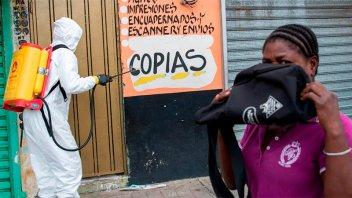 República Dominicana es el país de Centroamérica más golpeado por coronavirus