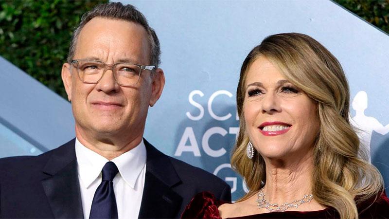 Esposa de Tom Hanks reveló las dos peticiones que le realizó al actor si llegaba a morir