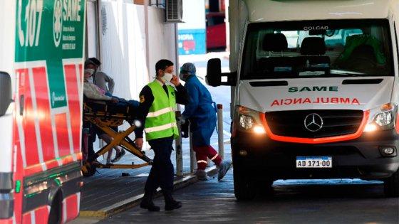 Coronavirus: Son 54 los muertos y 1.628 los infectados en Argentina