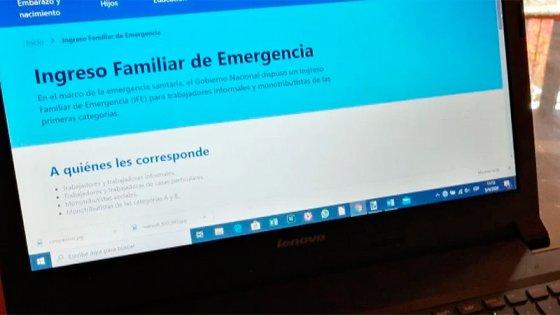 Ingreso Familiar de Emergencia: La advertencia de Anses y cómo sigue el trámite