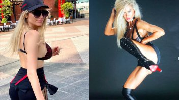 Vicky Xipolitakis cruzó a Luli Salazar por un barbijo Louis Vuitton
