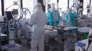 Vuelve a subir el número de muertos en España por coronavirus