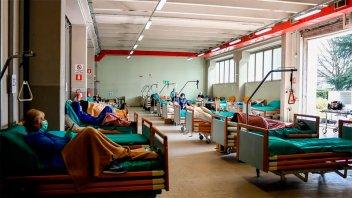 Italia registra 3.039 nuevos casos de Covid 19 en un día, la menor cifra diaria