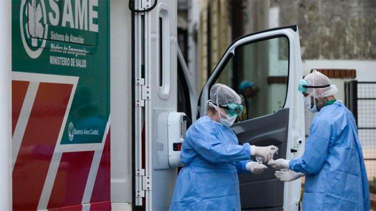Confirmaron dos nuevas muertes y otros 80 casos de coronavirus en Argentina