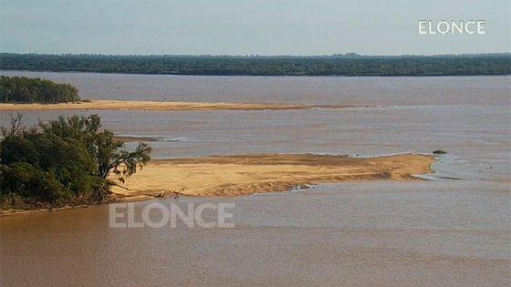 Preocupa la bajante del río Paraná: Alertan que seguirá en descenso en abril
