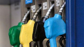 Este domingo, aumentó nuevamente el combustible: Los precios que rigen en Paraná