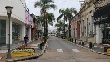 En Gualeguaychú hay casi 500 personas en situación de aislamiento