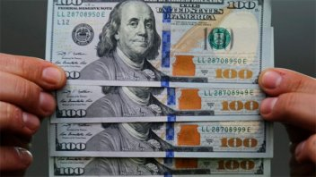 El dólar blue subió por segunda jornada consecutiva