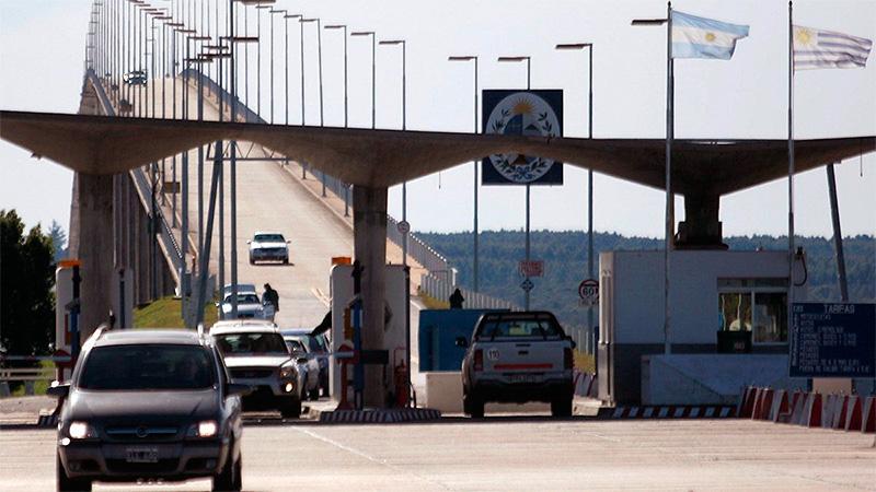 Puente Internacional General San Martín