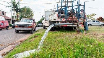 Asamblea Ciudadana rechazó la implementación de pozos de agua en Paraná