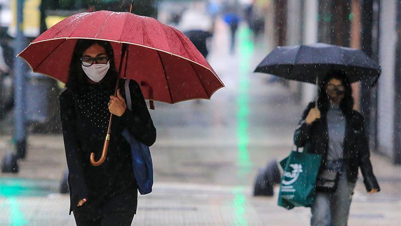 Alertan por lluvias que podrían superar los 100 milímetros en Entre Ríos