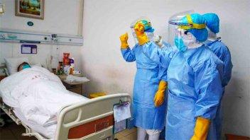 Coronavirus: Paraguay duplicó los contagios en una semana