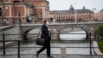 Covid-19: Suecia analiza cambiar de estrategia y aplicar medidas más estrictas