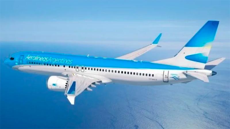 Aerolíneas Argentina anunció la tarifa