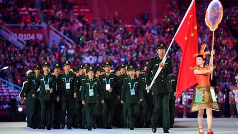 Atletas españoles enfermaron en los juegos militares de Wuhan en octubre