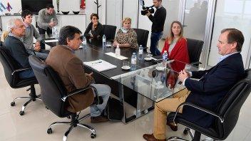 La Provincia conformará una mesa de diálogo social con organizaciones y gremios