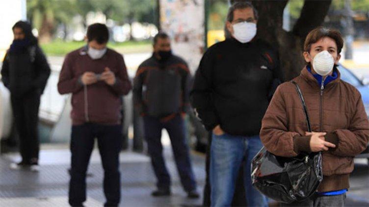 Confirmaron 723 nuevos casos de coronavirus y 7 muertes en las últimas 24 horas