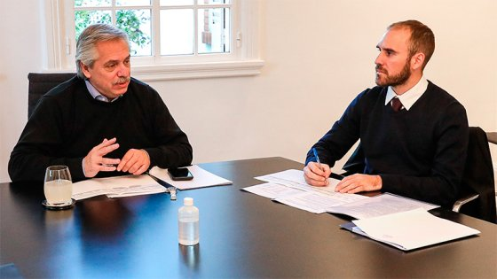 El Gobierno anuncia una serie de medidas económicas en Casa Rosada