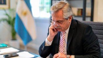 Fernández: La oposición