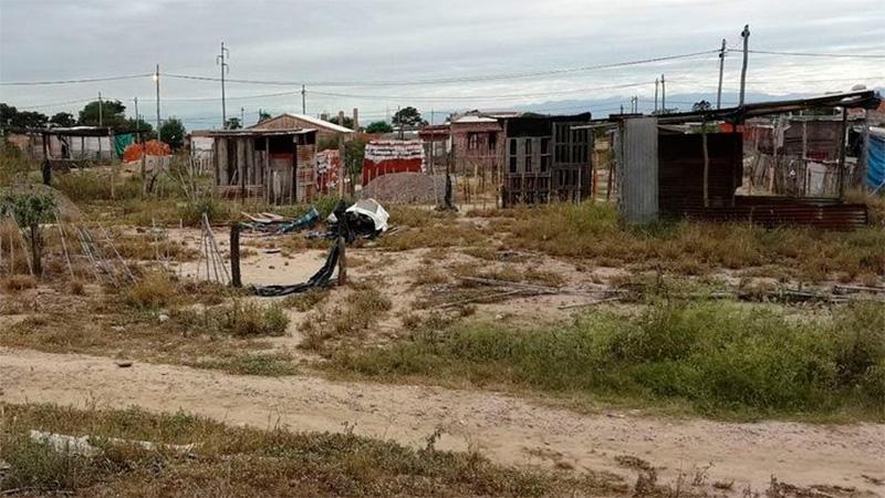 Barrio Nueva Esperanza de Güemes.