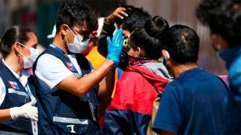 Chile superó las 4000 muertes por coronavirus