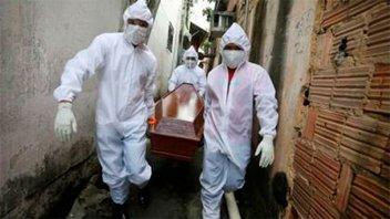 La pandemia del Covid ya causó la muerte de cerca de tres millones de personas