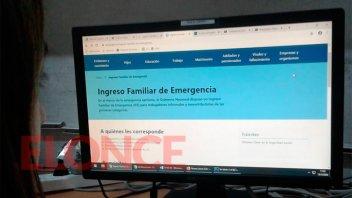 Modificaron algunas condiciones para acceder al Ingreso Familiar de Emergencia