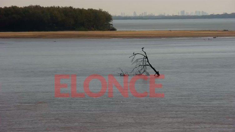 El río Paraná sigue creciendo y ya repuntó otros 18 centímetros