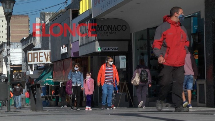 Se registraron cinco nuevos casos de Covid 19 en Entre Ríos: dos son de Paraná