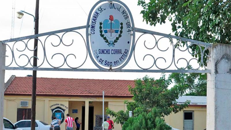 Comisaría de Suncho Corral