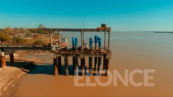 Importante corte de agua en Paraná: Paralizan la producción en planta Echeverría