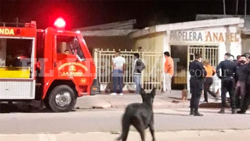 Una mujer y sus dos hijas murieron en un incendio