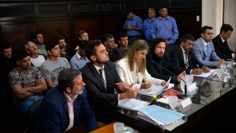 Condenados por integrar una banda narco que operaba en Nogoyá ...