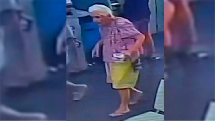 Mujer desaparecida: el taxista asegura que