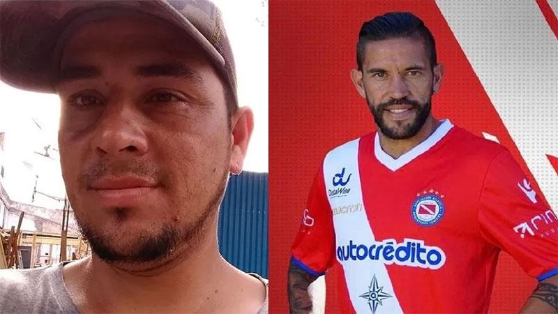 Gabriel Francisco Torrén, hermano del capitán de Argentinos Juniors