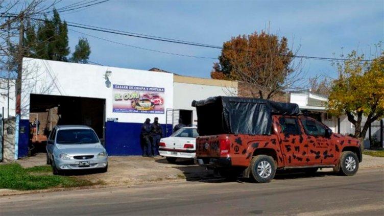 Desbaratan una banda narco en Concordia: Qué dijeron en la conferencia de prensa
