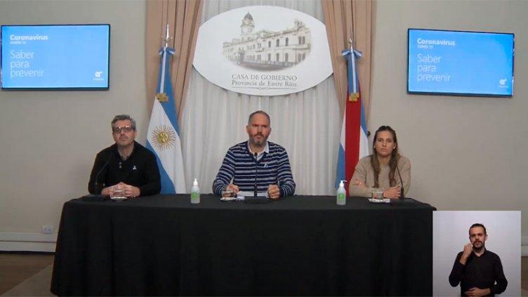 Cuarentena en Entre Ríos: