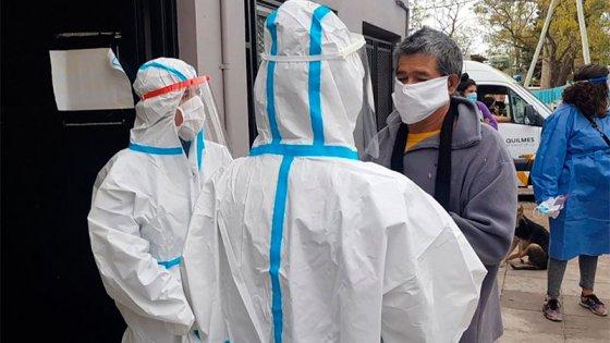 Confirmaron 15 muertos y 552 nuevos casos de coronavirus en las últimas 24 horas