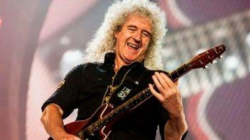 El guitarrista de Queen reveló que estuvo