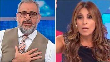 Tras tenso cruce televisivo, filtran chats de Marcela Tauro contra Jorge Rial