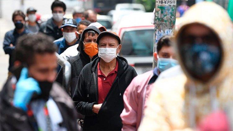 Hubo 706 nuevos contagios y 10 muertes por coronavirus en Argentina