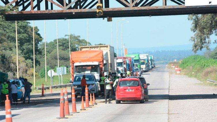 Camionero jujeño que estuvo en Entre Ríos, fue diagnosticado con coronavirus