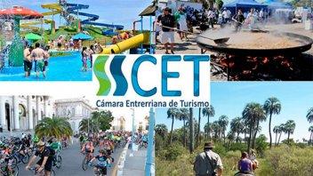 Cámara Entrerriana de Turismo expuso la situación que atraviesa el sector