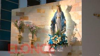 Cada 27 se renueva la Fe en la Virgen de la Medalla Milagrosa