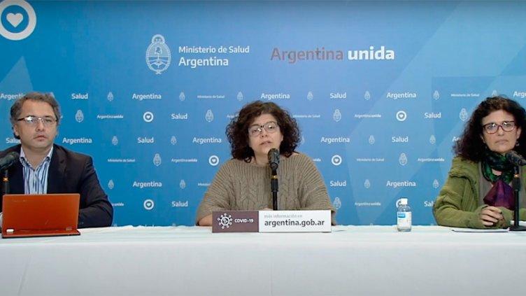 Suman 501 los muertos por coronavirus en Argentina